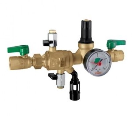 Safety and filling valves
