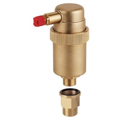 125 - Automatic Air Vent ELITE with Stopvalve