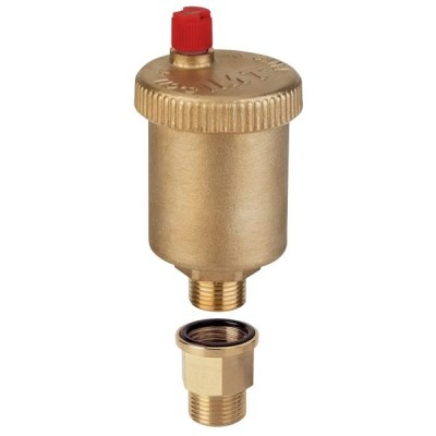 126 - Automatic Air Vent EXCELLENT with Stopvalve