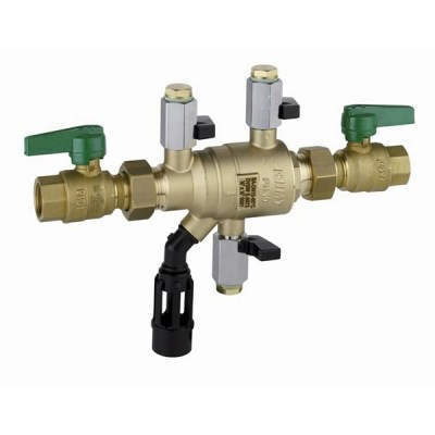 303K - Backflow Preventer Assembly Type BA