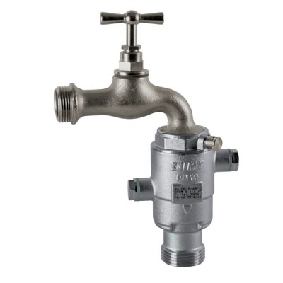 300 - Extraction Valve with integrated Backflow Preventer Type BA