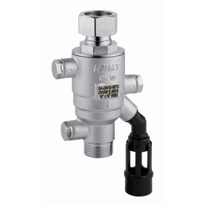 309V - Backflow Preventer Type BA for vertical application